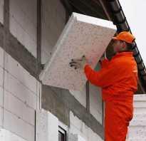 Как правильно утеплить фасад дома