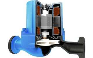 Схема обвязки циркуляционного насоса отопления