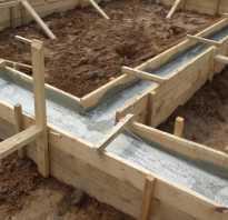 Какой фундамент выбрать под дом из газобетона