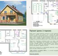 Самостоятельный проект дома