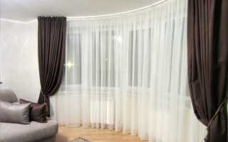 Как оформить окно с жалюзи и шторами
