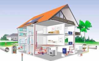 Проект на водопровод в частный дом