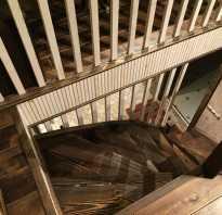 Проем для лестницы на второй этаж размеры