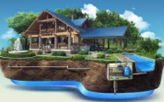 Провести водопровод на даче из скважины