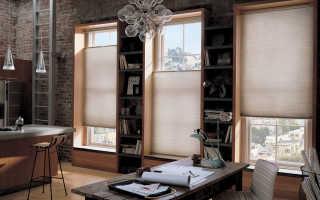 Какие сейчас модные шторы на окна