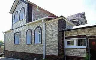 Декоративная отделка фасадов зданий