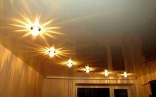 Лампы на подвесной потолок