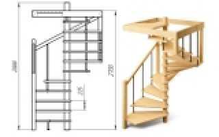 Рассчитать лестницу на второй этаж в частном