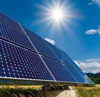 Солнечная электростанция минусы