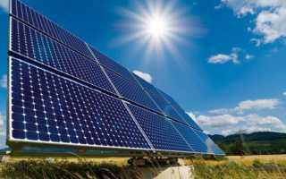 Солнечная электростанция плюсы и минусы