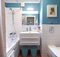 Фото ванны в хрущевке