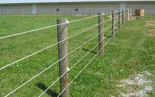Как сделать забор под напряжением