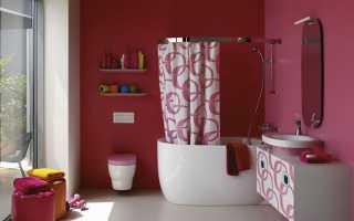 Бюджетный ремонт маленькой ванной комнаты