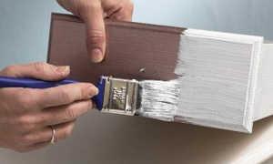 Можно ли на лак наносить краску