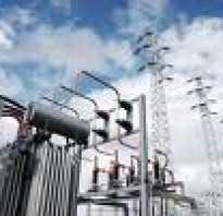 Составление схем электроснабжения