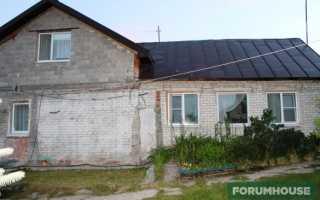 Облицовка дома плиткой фасадной