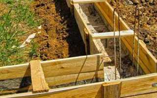 Когда лучше делать фундамент под дом