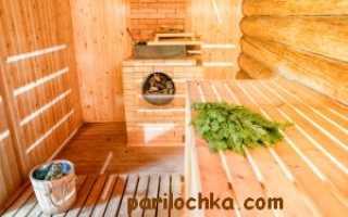 Как правильно установить котел в бане