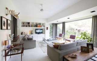 Вариант ремонта двухкомнатной квартиры