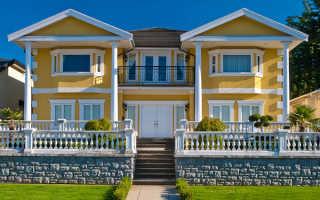 Какие есть виды фасадов
