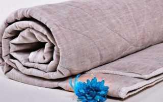 Льняное волокно в одеяле отзывы