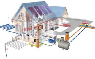 Примеры канализации в частном доме