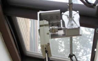 Система автоматической вентиляции для теплиц