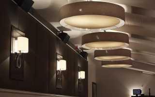 Люстры для низких потолков гостиной фото