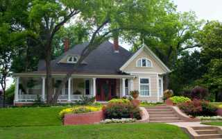 Дизайн перед домом