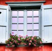 Изготовление ставней на окна