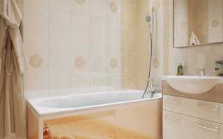 Профиль для экранов под ванну
