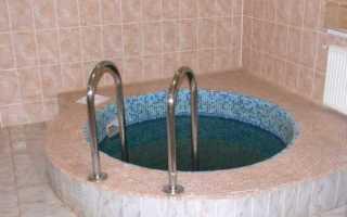 Купель для бани своими руками инструкция