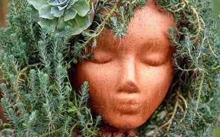 Из чего можно сделать садовые фигуры