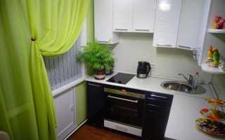 Холодильник в окне фото