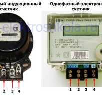 Способ подключения электросчетчика