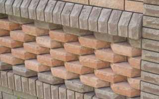 Технология облицовки фасада кирпичом