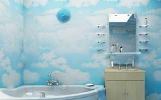 Видео ремонта ванной комнаты пластиковыми панелями