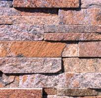 Отделка фасада под камень