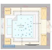 Дизайн комнаты 8 кв м с окном