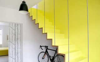 Прямые лестницы на второй этаж фото