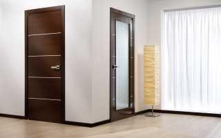 Двери цвета венге в интерьере сочетание фото