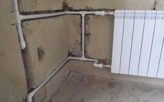 Схема отопления без принудительной циркуляции