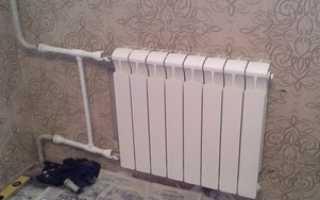 Схема подключения отопления в квартире