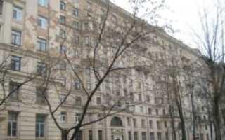Планировка сталинских квартир