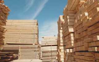 Виды строительных материалов из древесины