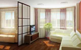 Варианты ремонта хрущевок 2 комнаты