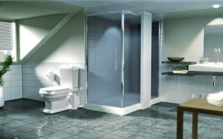 Принудительная канализация в частном доме