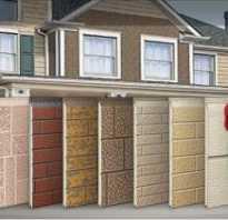 Панели для фасада какие бывают