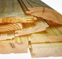 Вагонка деревянная размеры