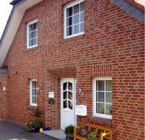 Виды облицовки фасадов домов кирпичом